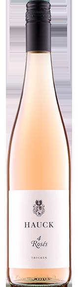 2020 4 Rosés trocken